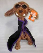 TWISTED WHISKERS BUSTER VAMPIRE DOG WEREWOLF AMERICAN GREETING CARDS DOG PLUSH