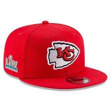 Super Bowl 54 LIV Kansas City Chiefs Champions New Era 9FIFTY Snap Hat