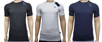 Armani Jeans Crew Neck Short Sleeve T-Shirt Men's Classic Authentic
