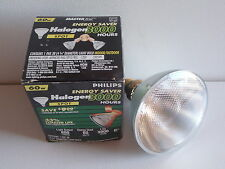 Phillips Energy Saver Spotlight Halogen 60 Watt 800 Lumens
