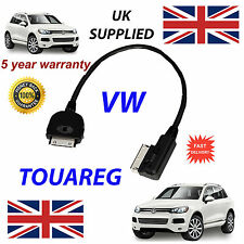 VW TOUAREG AMI MMI 000051446L iPhone iPod in car Cable replacement