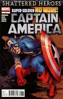 Captain America Vol. 6 #8 Comic Book - Marvel
