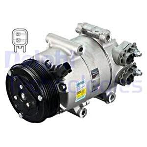 DELPHI AC Compressor For FORD Fiesta Saloon VI Van 08- 2025777