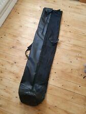 Kevin Nash Fishing Rod And Reel Large Bag Holdall Black 160cm