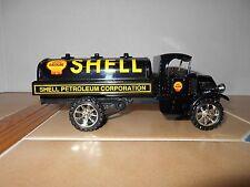 JLE Scale Models Shell Oil1935 Mack diecast tanker MINT,stock #GJ3011