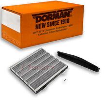 Dorman Cabin Air Filter Retrofit Kit for Chevy Suburban 1500 2007-2013 -  xx