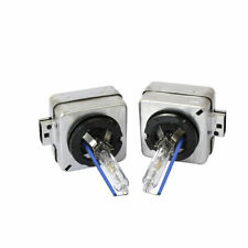 2x HID Xenon D1S D1R for Osram Philips Headlights High And Low Beam Bulbs 8000K