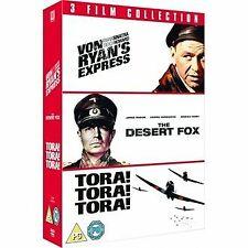 Von Ryans Express - Desert Fox - Tora! Tora! Tora! [DVD]