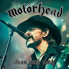 Motörhead: Clean Your Clock (DVD, 2016, CD/DVD)