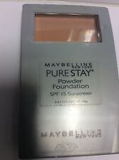 Maybelline Pure Stay Powder Foundation SAND - NEW/UNSEALED.