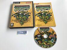 Teenage Mutant Ninja Turtles - PC - FR - Avec Notice