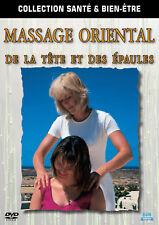 DVD Collection santé et bien-être : Massage oriental de la tête et des épaules
