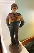 "TOM CLARK'S FIGURINE OF BOBBY HAMILTON ""COUNTRY TIME"" STAR OF NASCAR RACING"