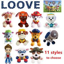 20cm PAW PATROL Plush Soft Toy Birthday Xmas Gift Figures Dog Doll Character Set