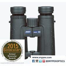 Snypex Knight ED 8x42 Award Winning Best Hunting / Wildlife/ Birding Binoculars