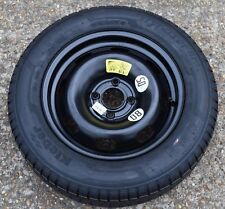 GENUINE PEUGEOT 208 2008 3008 CITROEN DS3 C3 185/65 R15 FULL SIZE SPARE WHEEL 36