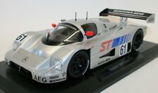 Norev 1/18 Diecast Metal Model Car 183441 -1989 Sauber Mercedes C9 Winner Suzuka