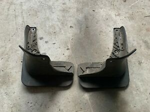 89-94 Nissan 240sx 180sx Silvia s13 OEM Front Mud Flaps Guards RH LH Hatch Coupe
