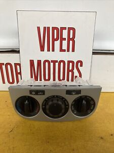 Vauxhall Corsa D Air Conditioning Denso Heater Controls 466119570 06-14