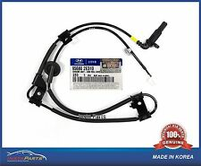 GENUINE ABS Speed Sensor For 05-10 Tucson Sportage 2WD Rr Right OEM 95680-2E310