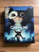 Gremlins Limited Collectors Edition 2 Disc 4K and Blu Ray inc Poster & Art Cards