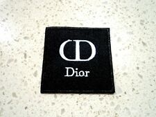 New Christian Dior Logo Patches Embroidered Cloth Applique Badge Iron Sew On