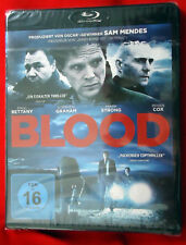 Blood - Thriller - Bettany / Graham / Strong / Cox - Blu-Ray - 2013 - NEU