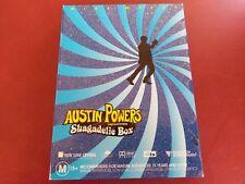 DVD # Austin Powers Collection Shagadelic Box - 3 Disc Box Set - JS