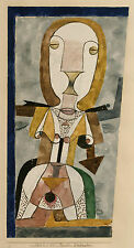 Paul Klee Reproduction: Popular Wall Painting - Fine Art Print