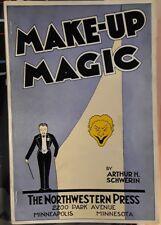 1939 Arthur Schwerin MAKE-UP MAGIC RARE The Northwestern Press