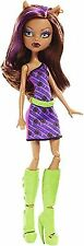 Monster High Doll Clawdeen with Killer Style Daughter of Werewolf New