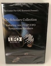 Scholars Collection 2013 UAP UFO Research Symposium 11 Speakers 3 DVD's New
