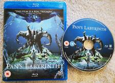 Pans Labyrinth (UK Blu-ray OOP Region Free 2007) Guillermo Del Toro