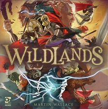 Osprey Games: Martin Wallace: Wildlands Core Game