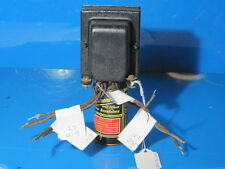 ZENITH RADIO 5 TUBE POWER TRANSFORMER PN 95-441P      NO. 6