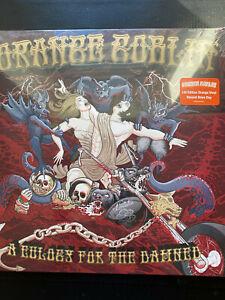 ORANGE BORLIN A Eulogy for the Damned Vinyl LP new & sealed FREE POST IN UK