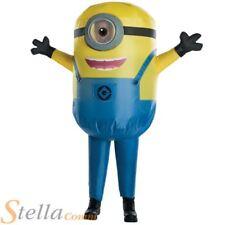 Infantil hinchable Minion Stewart Disfraz Gru, mi villano favorito