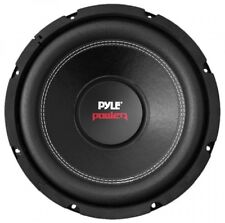 Pyle 8-Inch 800 Watt Dual 4 Ohm Subwoofer, Plpw8D, Car Audio Speaker System, New