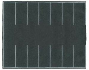 Walthers SceneMaster HO Scale Flexible Self-Adhesive Paved Parking Lot