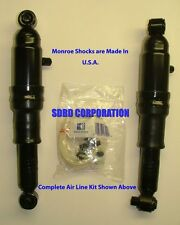 "1963-1982 Chevrolet Corvette Monroe Air Shocks Rear Ext 14.00"" Comp. 9.5"""