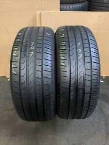 245 50 R 18 100W Pirelli Cinturato P7 * RSC  Rft Run Flat 2x Tyres BMW GT