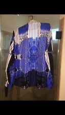 versace silk shirt