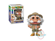 Pop Television Fraggle Rock Traveling Matt #571 Specialty Series Funko