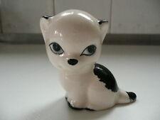 Studio Szeiler - Black and White Spoty Cat