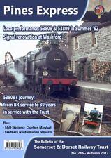 Somerset and Dorset Railway Trust; S&D, Pines Express 286 - Autumn 2017; bargain