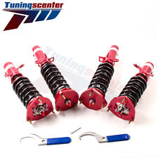 Coilover Absorber Adjustable for Toyota Corolla E90 E100 E110 AE92-AE111 88-99