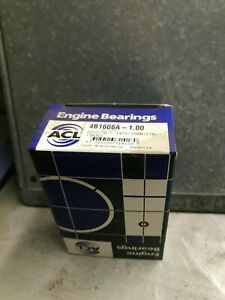 AUDI / VW CON ROD BEARINGS ACL 4B1606 1.00MM VARIOUS ENG CODES