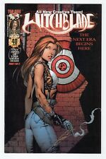 Witchblade (1995) #40 Bullseye GCC VARIANT SIGNED by Keu Cha Ltd 100 with COA NM