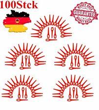 Florabest FRTA 20 A1 Kunststoffmesser (100er Pack) Akku Rasentrimmer LIDL Nue