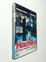 HACHIKO Il tuo migliore Amico - DVD (EX NOLEGGIO)